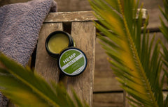 cbd salve body care