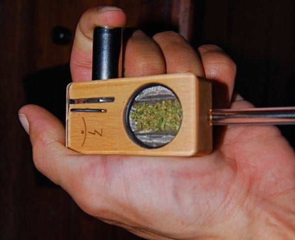 vaporizer cannabis travel