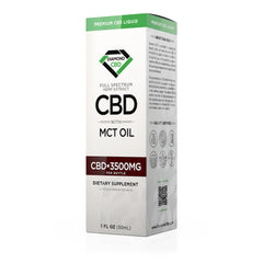 DiamondCBD Full-Spectrum MCT Oil 3500mg
