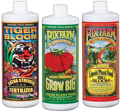 Fox Farm Liquid Nutrients