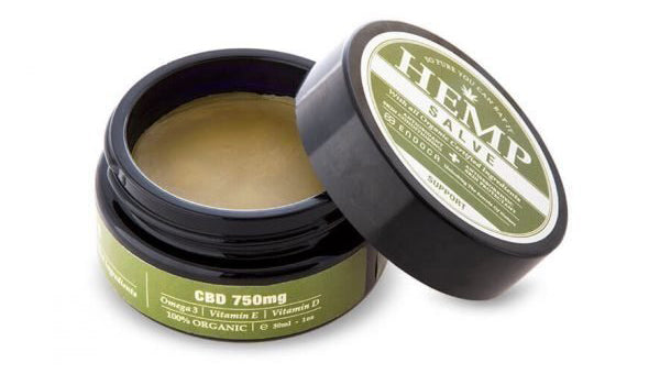 Hemp Salve, Image from Ganjly on Instgram