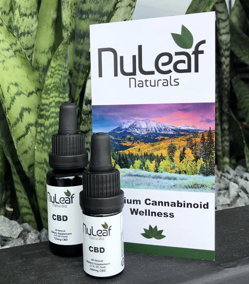 NuLeaf 240mg Full-Spectrum CBD Oil High-Grade Hemp Extract 50mg_ml