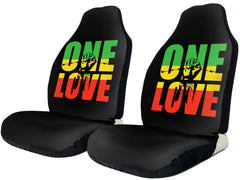 One Love Car Seat Cover