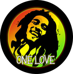 One Love Spare Tire Cover