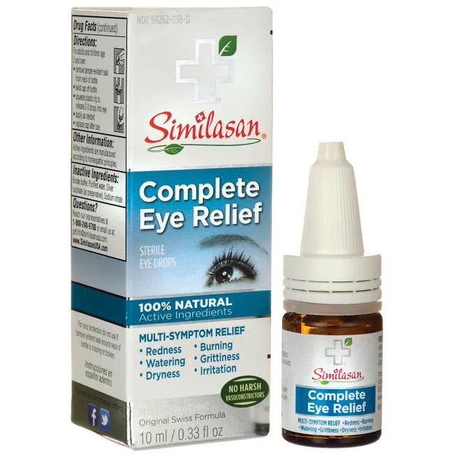 Similasan Complete Eye Relief Dropss