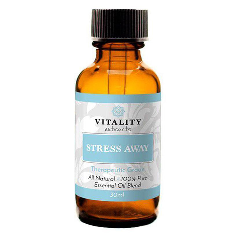 Stress Away Vitality Extracts Essential Oil 10mL