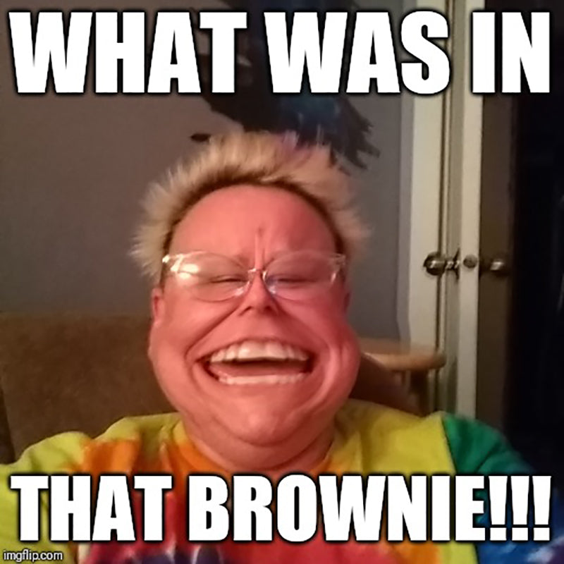 What was in that brownie image from imageFlip.com