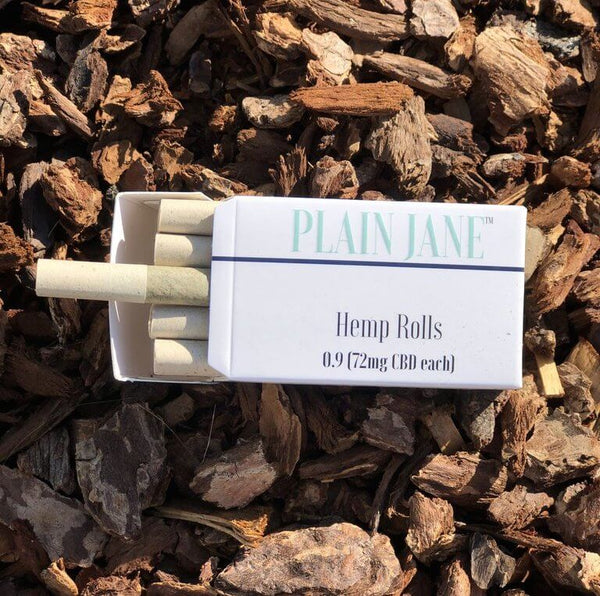 hemp cannabis cigarettes