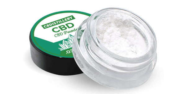 cbd powder medicinal