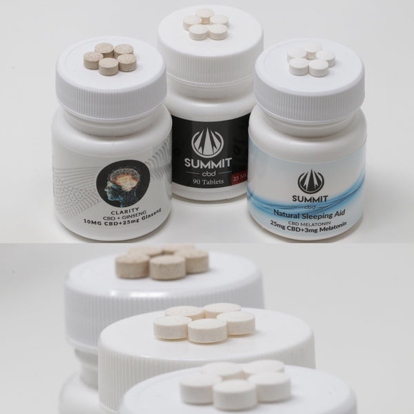 cbd tablet medical