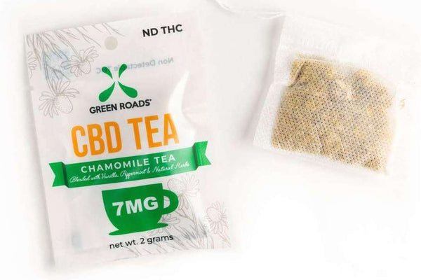 cbd tea healthy