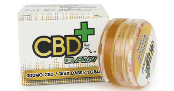 raw cbd health