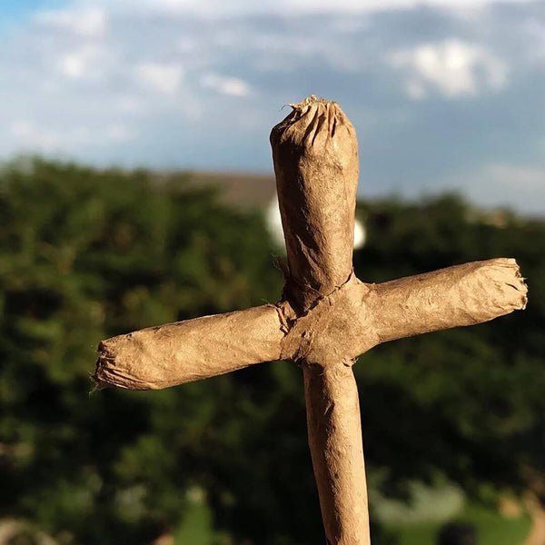 cannabis stoner nature cross joint