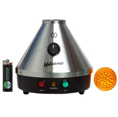 vaporizer volcano decarboxylation
