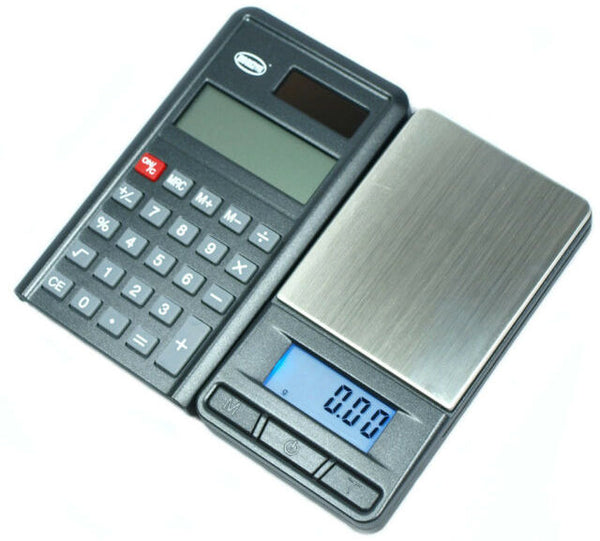 cannabis stealth calculator scale