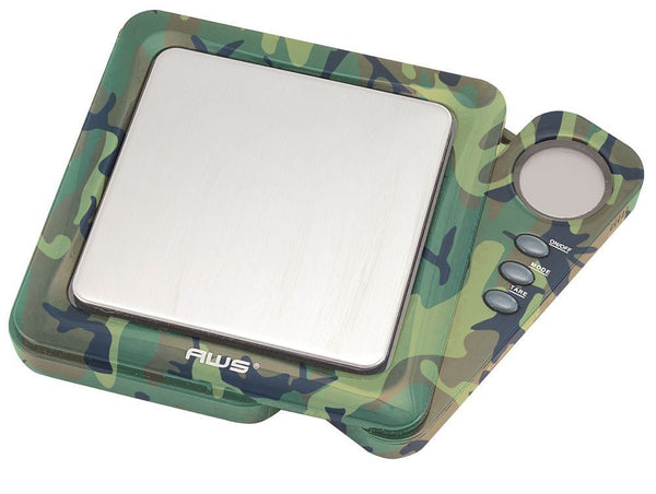camo scale weigh