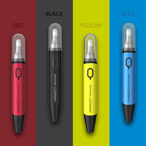 Batteries Lookah Seahorse Dab Pen 510 Thread Battery Hybrid