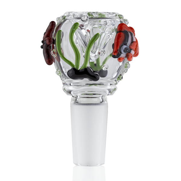 Bowl Piece Under the Sea 14mm by Empire Glassworks