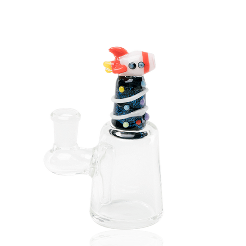 Bongs Nano Rig - Rocket Ship