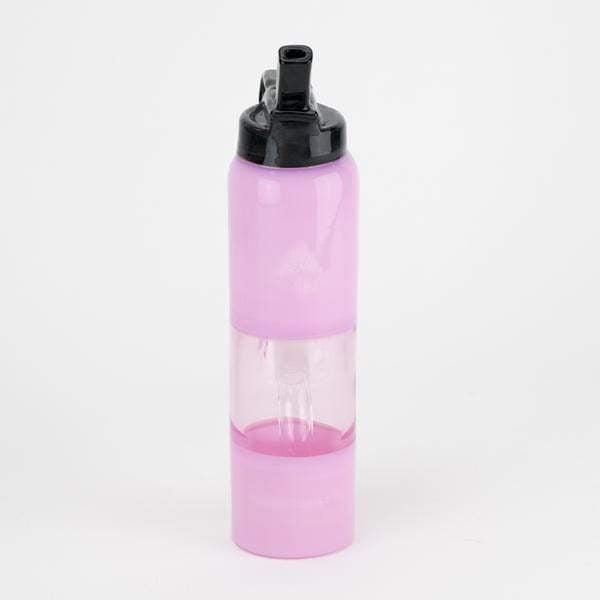 Mini Rig - Pink Water Bottle