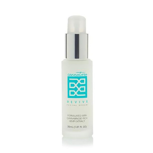 Reef - CBD Topical - Cannatera Revive Facial Serum - 50mg