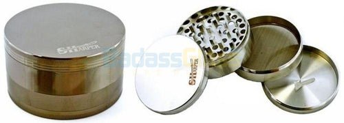 4pc Aluminum Grinder by Sharper