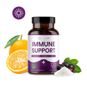Calm By Wellness - Immune Support Supplement