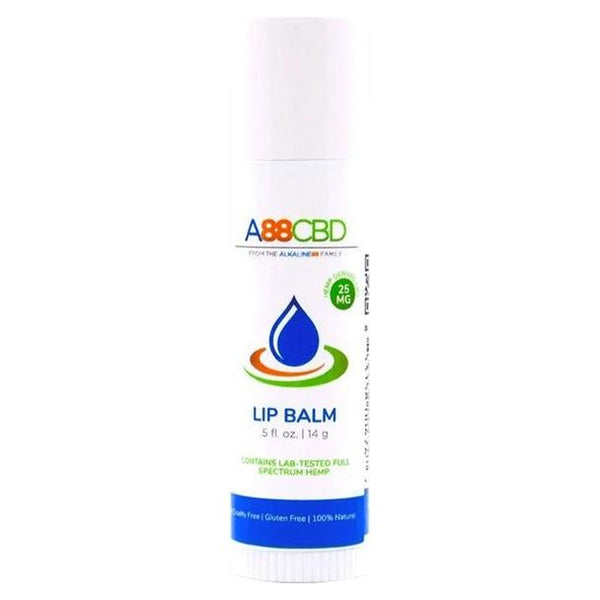 A88 CBD - CBD Topical - Full Spectrum Lip Balm - 25mg