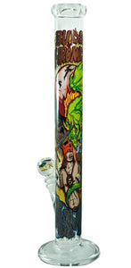 Water Pipes AMG Glass - Bud of Thrones 18''