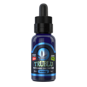 Blue Moon Hemp TruBlu Peppermint CBD Tincture