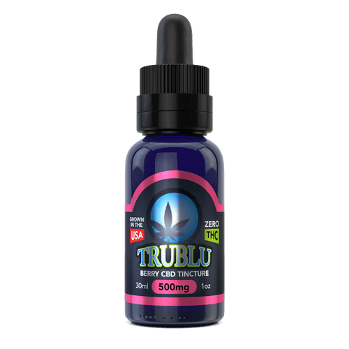 Blue Moon Hemp TruBlu Berry CBD Tincture