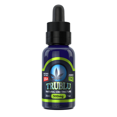 Blue Moon Hemp TruBlu Natural CBD Tincture