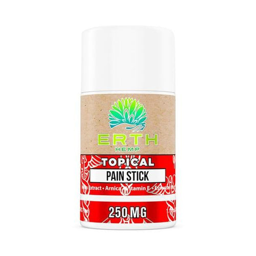 CBD Cream ERTH - CBD Topical - Essential Oil Pain Stick Salve - 250mg-1000mg
