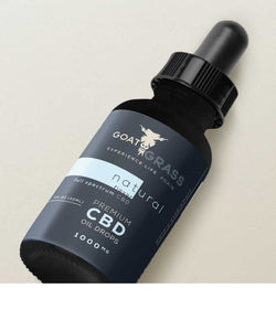 CBD Oil Drops – Natural