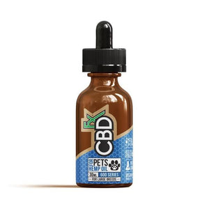 CBD Tinctures CBDfx - CBD Pet  Tincture - Large Breed - 600mg