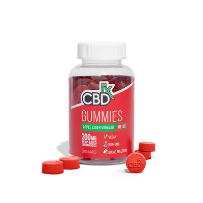 CBDFx CBD Gummies with Apple Cider Vinegar