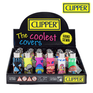 Clipper Pop Cover Mushrooms 2 Collection