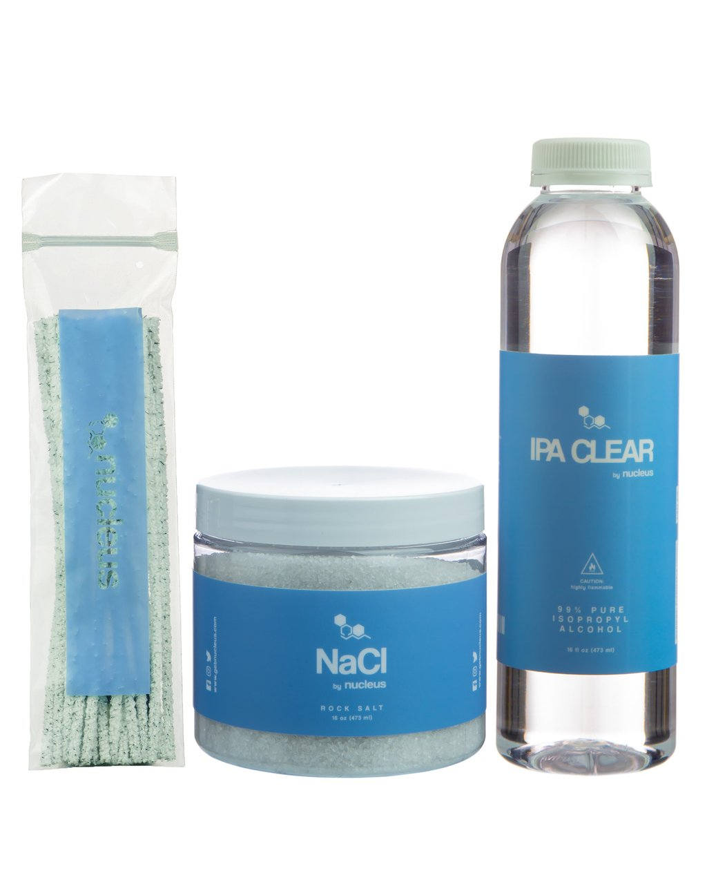 Accessories Nucleus - Alcohol and Salt Cleaning Combo