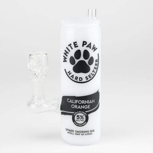 Bongs Mini Rig - White Paw