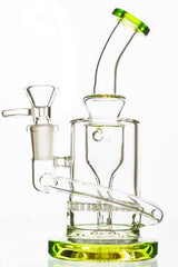 Honeycomb Perc Incycler Mini Rig
