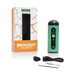 Special Offer Ooze Drought Vaporizer Kit - Green