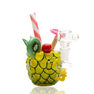Mini Rig Pineapple Paradise by Glassworks