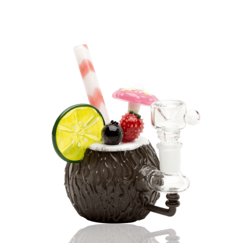 Bongs Mini Rig - Coconut Colada