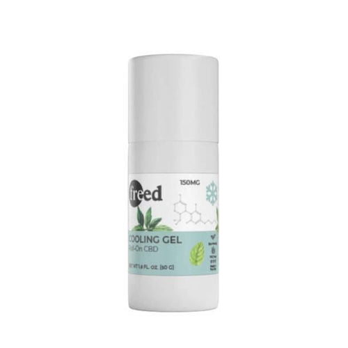 CBD Cream Freed - CBD Topical - Cooling Roll-On Stick - 150mg