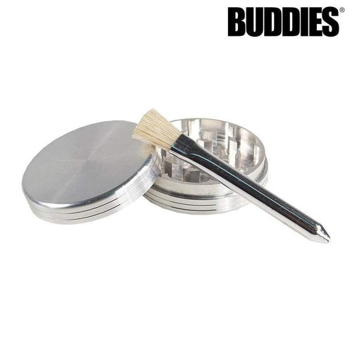 Brush for a grinder