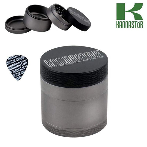 Kannastor grinder solid with solid body 4 pcs 2.2