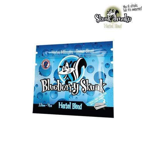 Rolling papers Skunk Smoke Blueberry Pouch