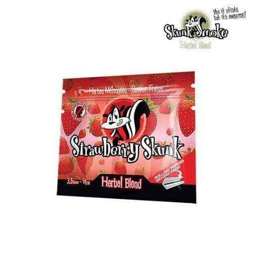 Rolling papers Skunk Smoke Strawberry Pouch