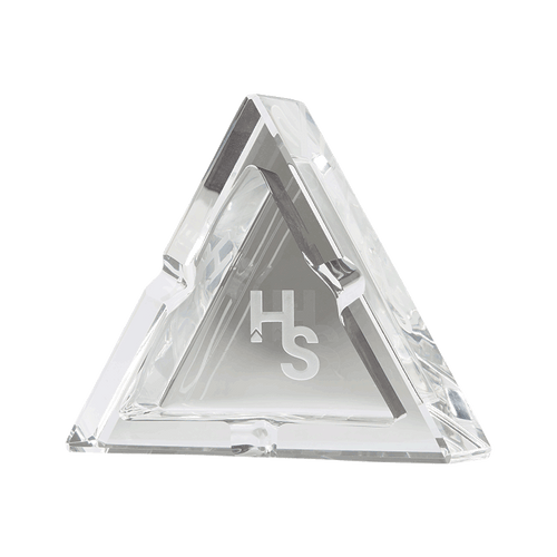 Ashtrays Higher Standards Premium Crystal Ashtray