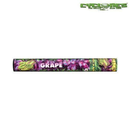 Cyclones Hemp Wraps u2013 Grape